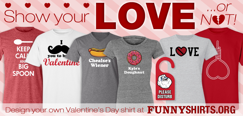 Valentines Day Archives Funnyshirts Org Blog