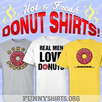 Donut Shirts FSO