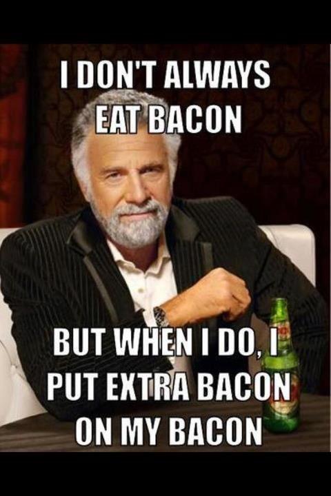 Extra Bacon