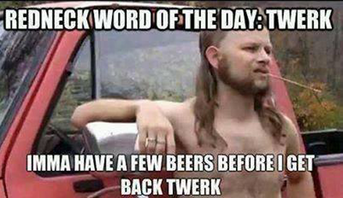 Redneck Twerk Friday Funnies