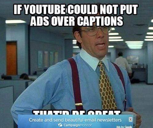 If YouTube Could That Would Be Great