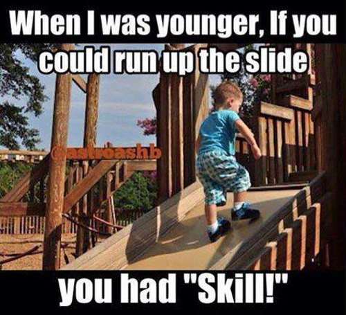 Mad Skill Friday Funnies