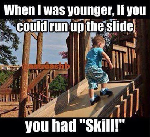 Mad Skill Friday Funnies