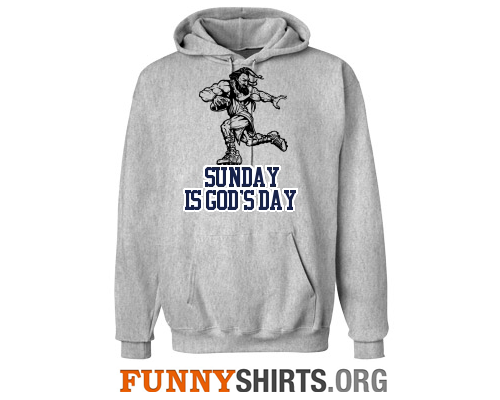 Sunday is god's day funny shirt