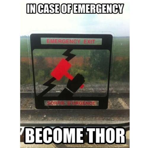 Become Thor