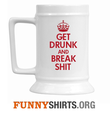 Funny Stein Get Drunk