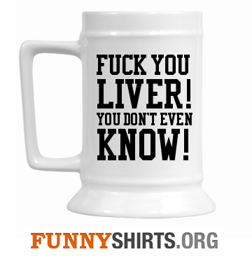 Funny Stein Liver