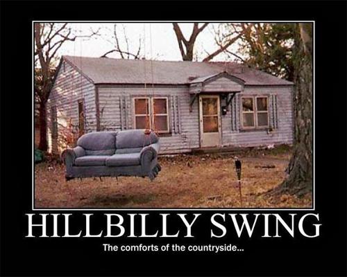 Hillbilly swing