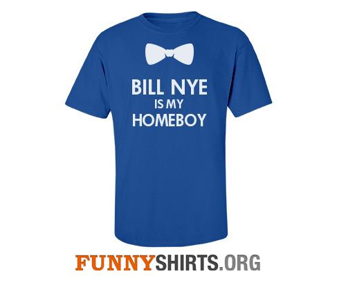 Funny Shirt Bill Nye