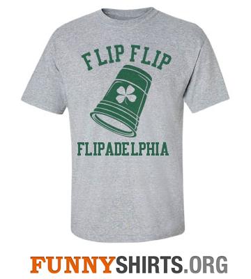 Flip Flipadelphia Irish