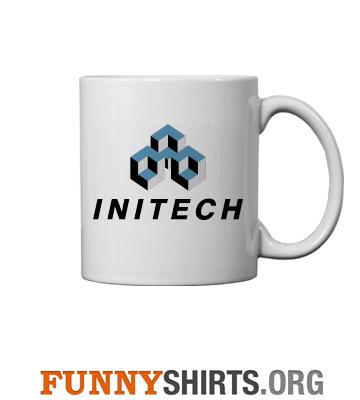 Bill's Initech Mug