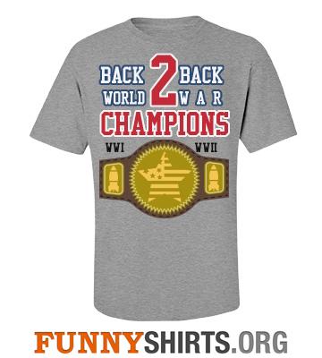 Champions Belt Champ