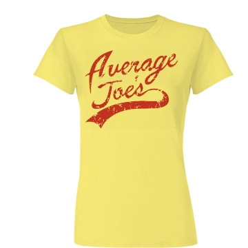 Average Joe's Junior Junior Fit Basic Bella Favorite Tee