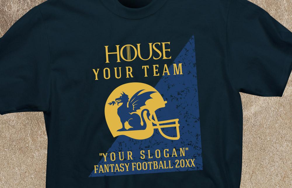 Fantasy Football Team Name Shirt