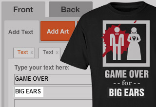 Funny Shirt - Custom Text